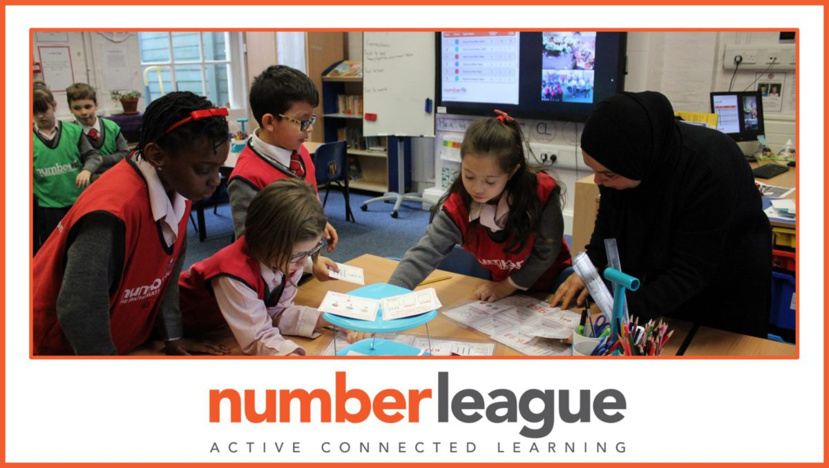 Numberleague for Educators
