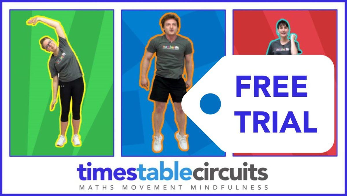 Times Table Circuits Video Subscription – Educators, Free Trial