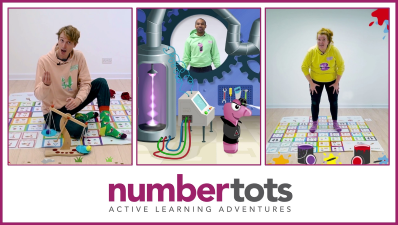 Numbertots Video Subscription and Kit – Families