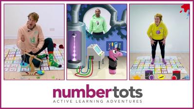Numbertots Video Subscription and Kit – Educators