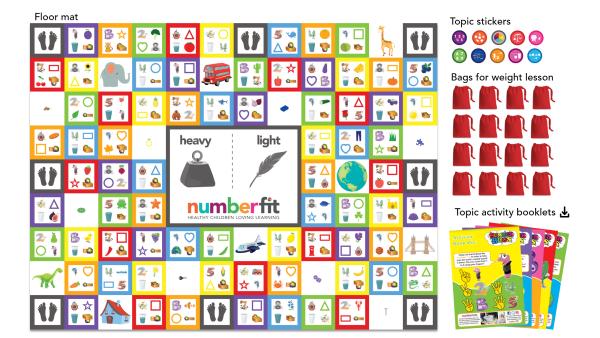 numbertots educators kit 1b