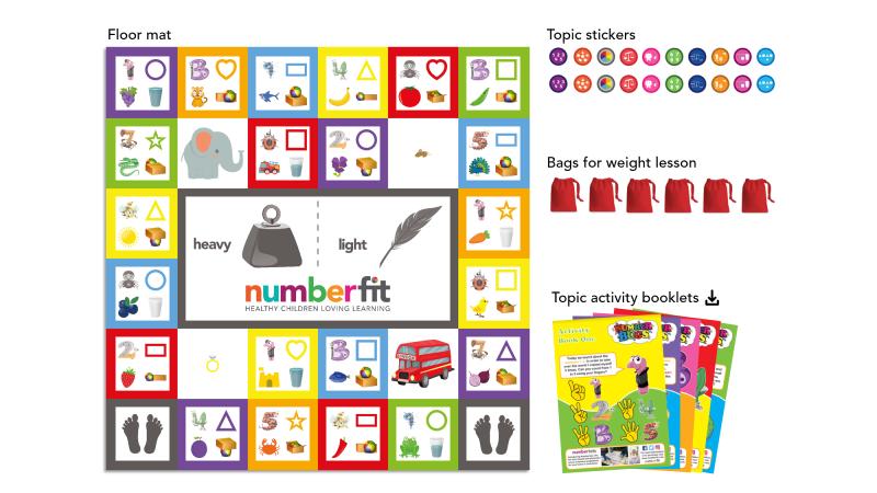 numbertots families kit 1b